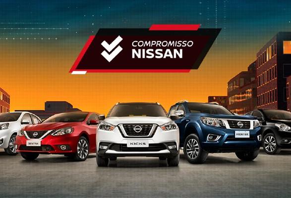Comprometida com o país, Nissan lança campanha inédita para ajudar os brasileiros a seguirem em frente