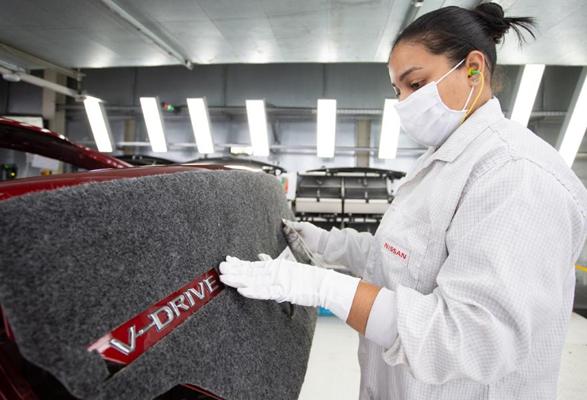 Nissan V-Drive: pronto para o mercado
