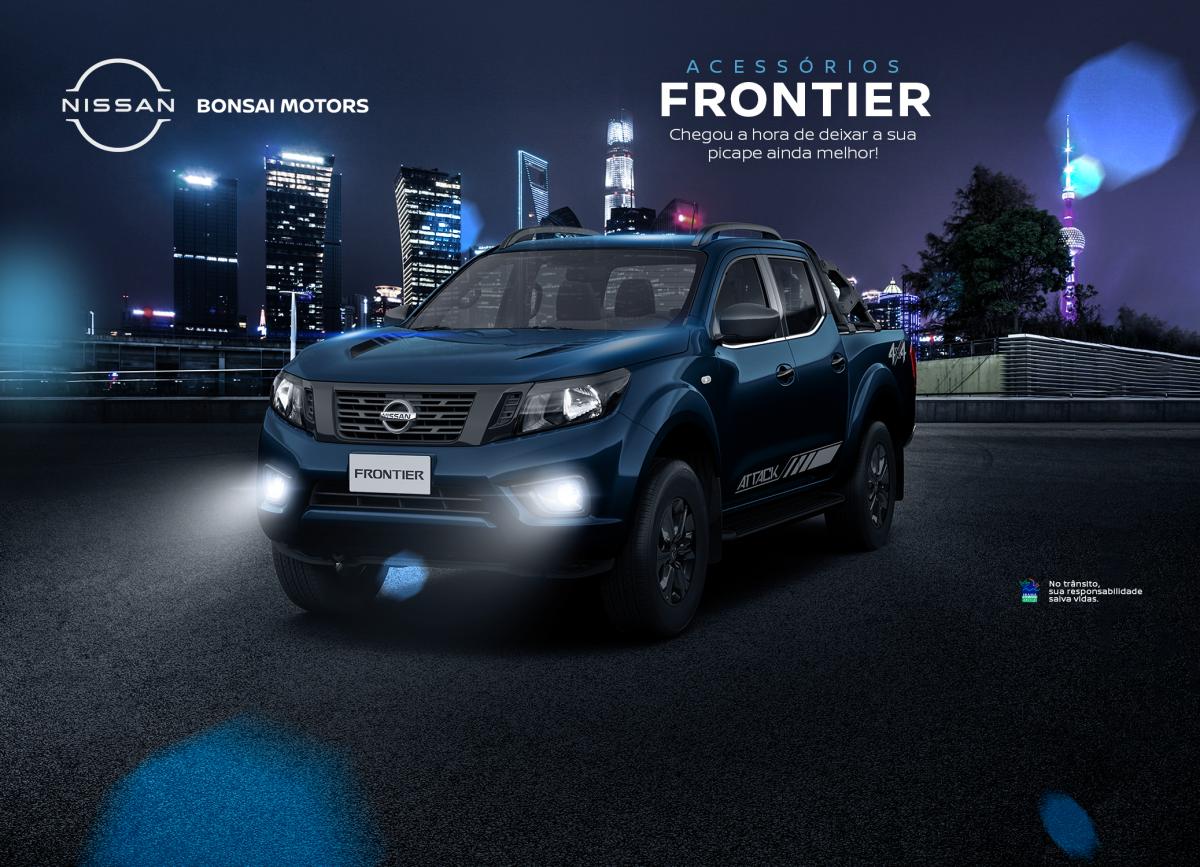 Acessórios Frontier