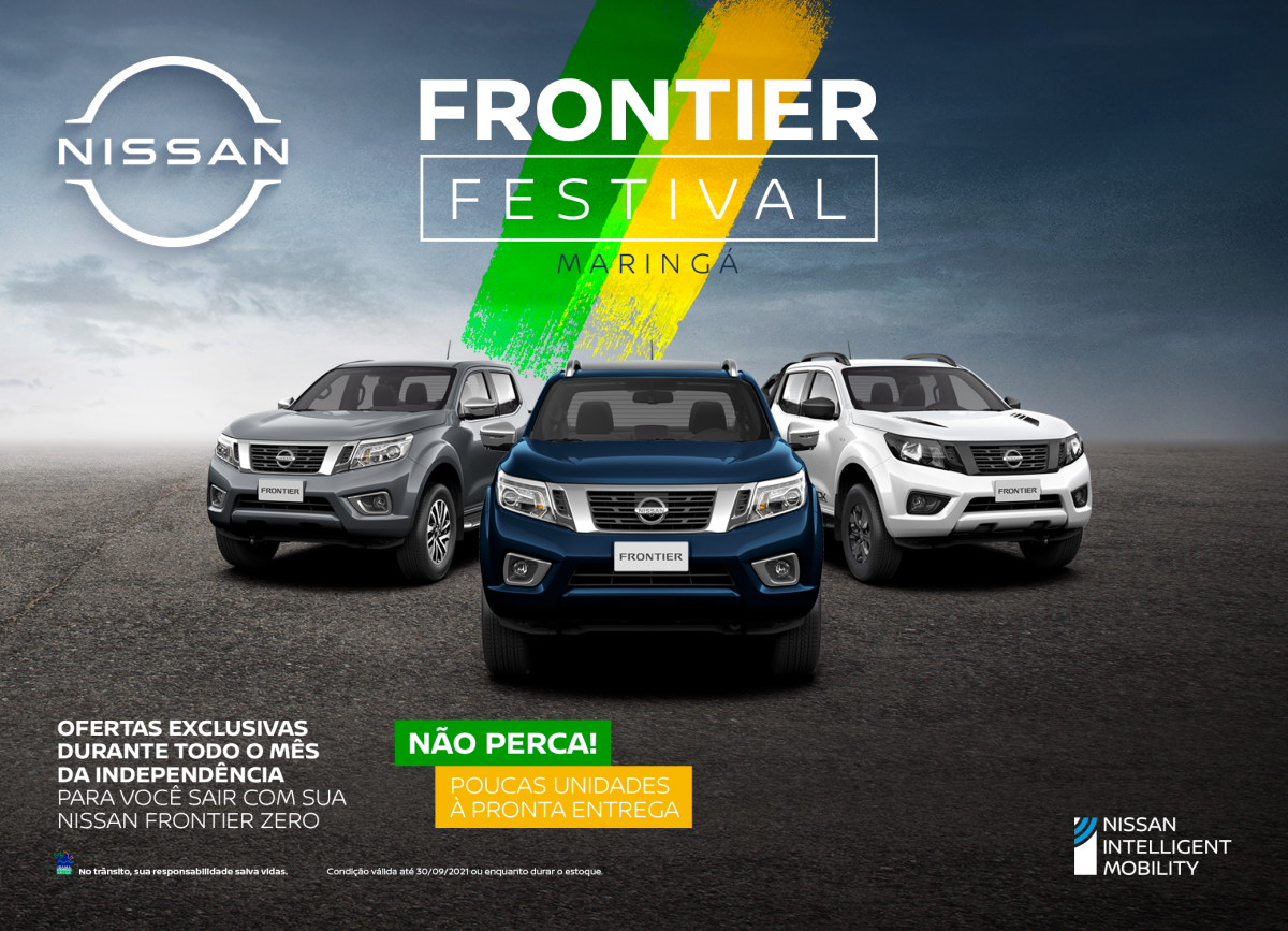 Frontier Festival Maringá